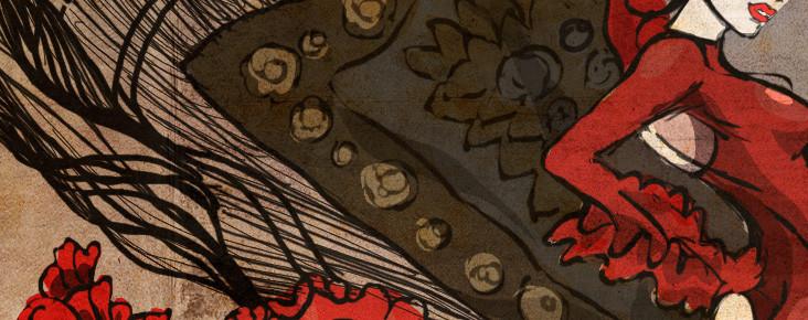 Рисунок акварелью. Наброски. Серия танцовщицы, картинки в интерьер. [декоратор Виктория Астапчикова]